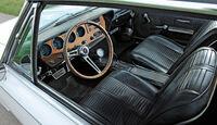 Pontiac GTO, Cockpit