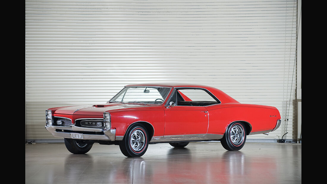 Pontiac GTO Coupe (Frontansicht)
