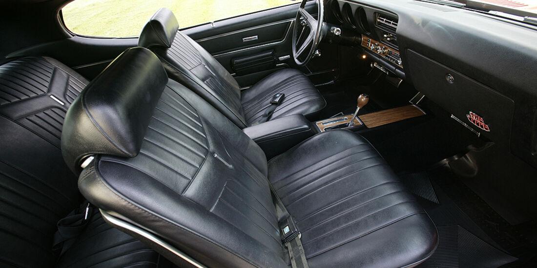 Pontiac GTO - Interieur Innenausstattung
