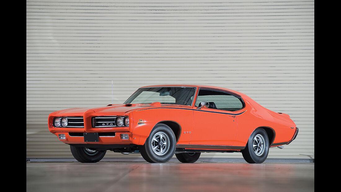 Pontiac GTO Judge (Frontansicht)