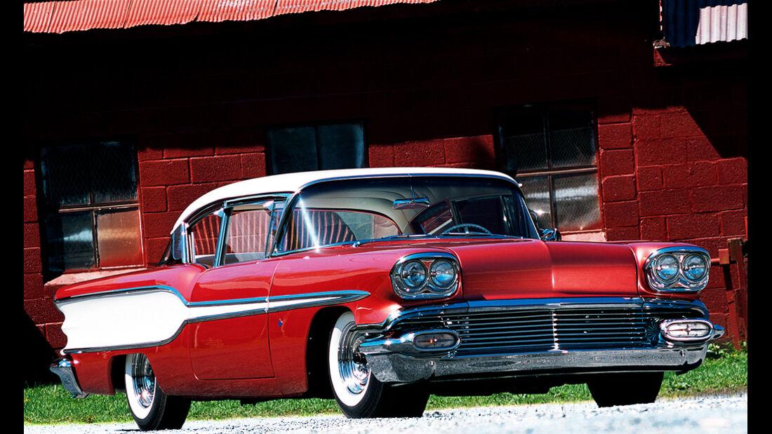 Pontiac Super Chief Four Door Sedan