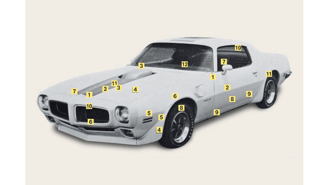 Pontiac Tans Am