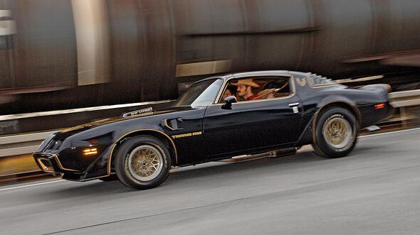 """Pontiac Trans Am """"Bandit"""", Seitenansicht"""