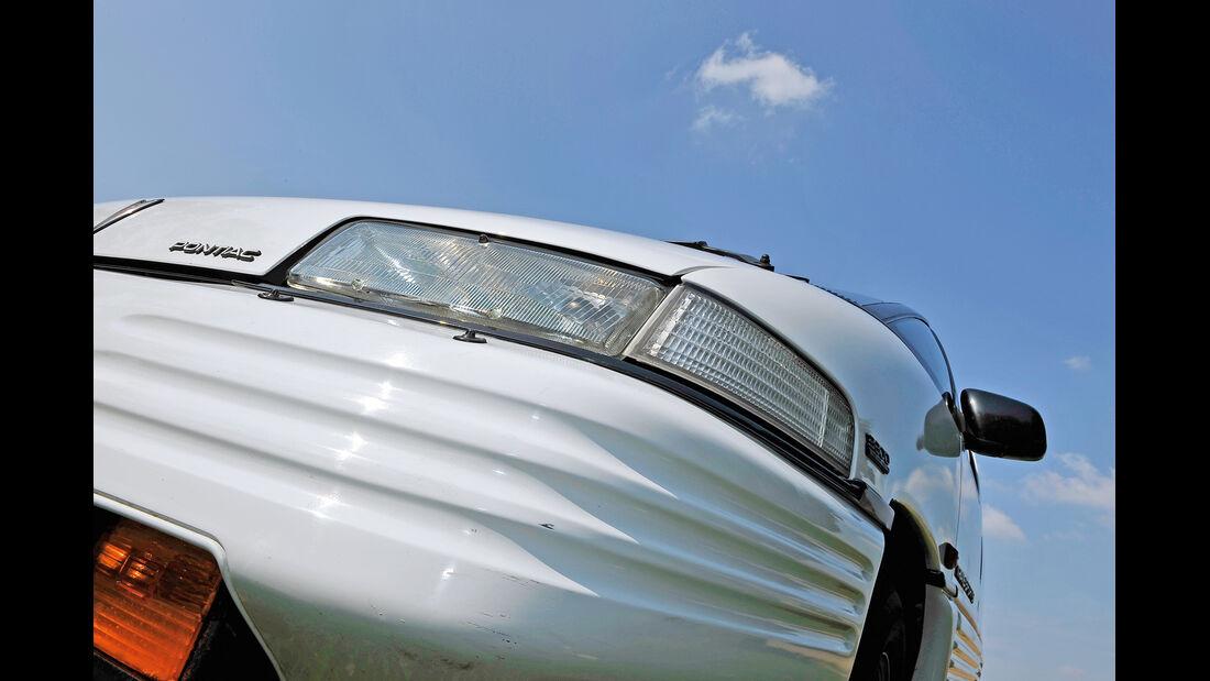 Pontiac Trans Sport, Frontscheinwerfer