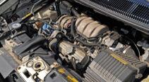 Pontiac Trans Sport GT, Motorraum
