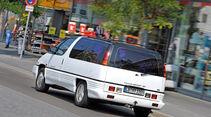 Pontiac Trans Sport, Heckansicht