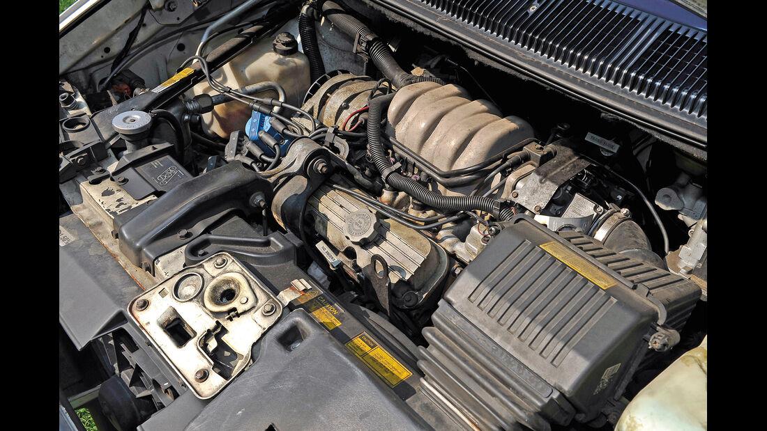 Pontiac Trans Sport, Motor