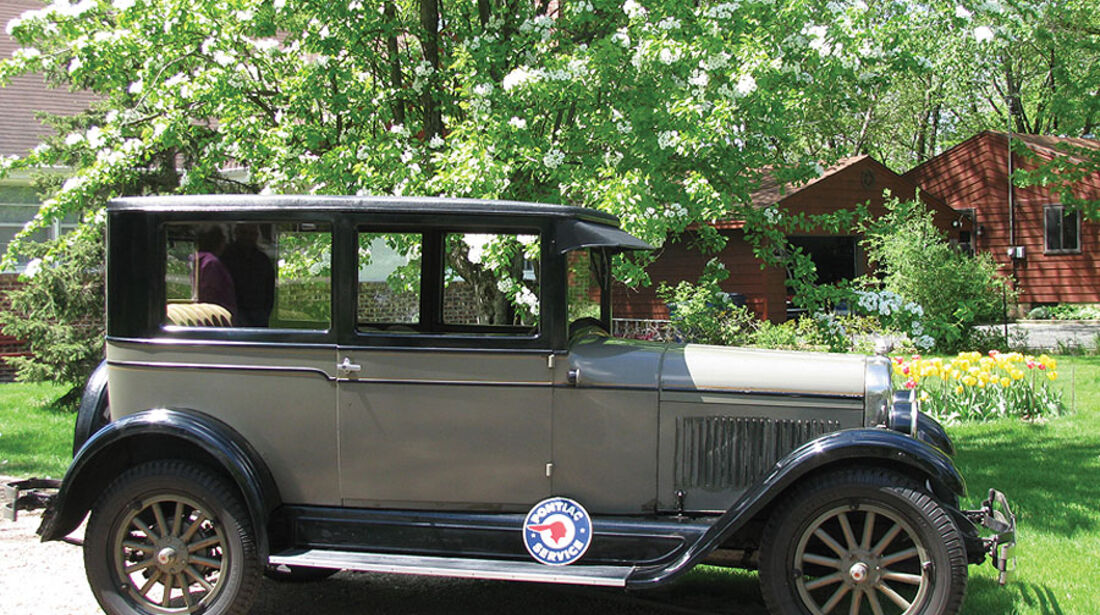 Pontiac Two-Door-Sedan von 1926