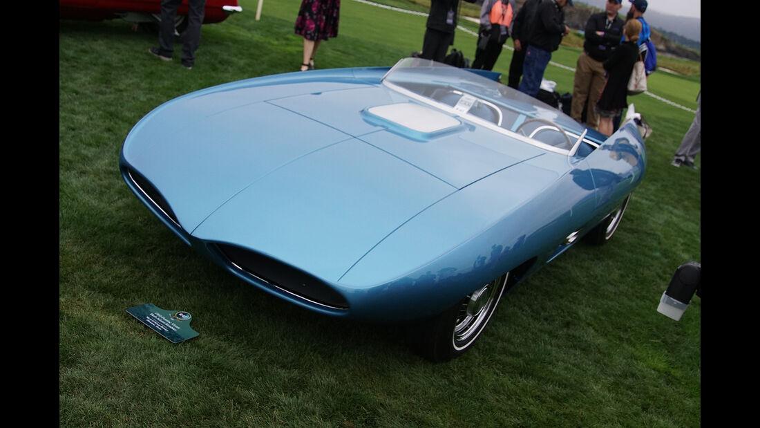 Pontiac Vivant Herb Adams Roadster