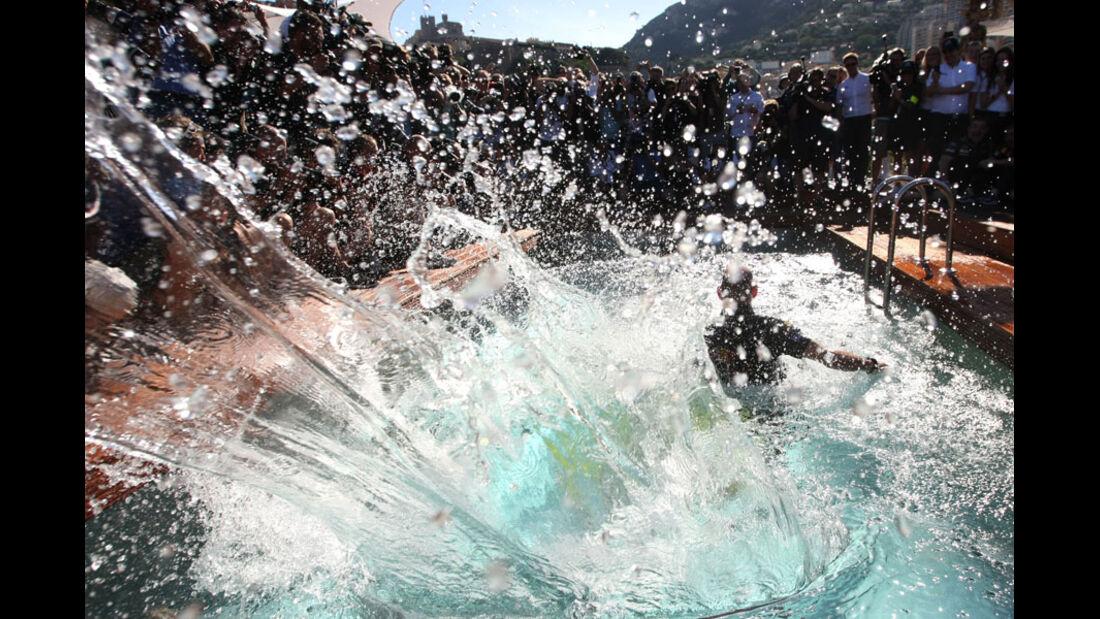 Pool GP Monaco 2011