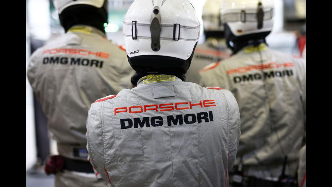 Porsche - 24h Le Mans - Sonntag - 19.06.2016