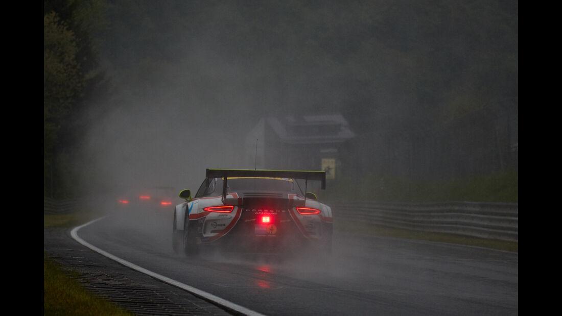 Porsche - 24h Nürburgring  - Donnerstag - 1. Qualifying - 14.5.2015