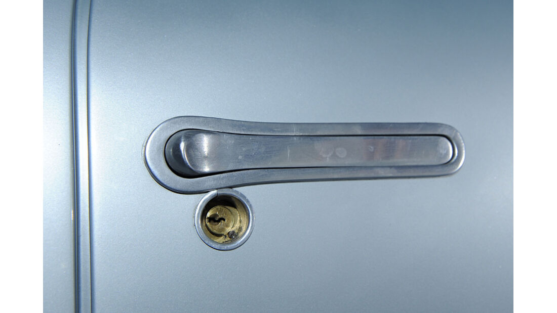 Porsche 356/2-004, Detail, TŸršffner