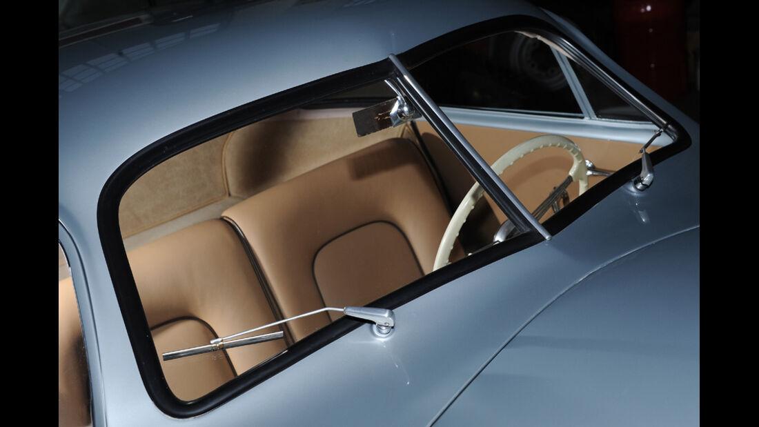 Porsche 356/2-004, Frontscheibe