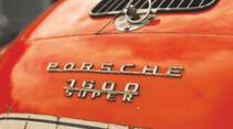 Porsche 356 A 1600 Super Speedster Patina Import