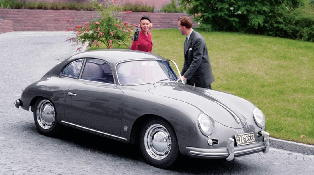 Porsche 356 A, Baujahr 1957