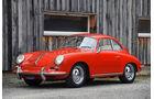 Porsche 356 B 1963 Oldtimer Auktion Toffen