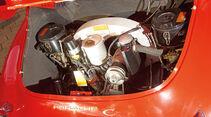 Porsche 356 C, Motor