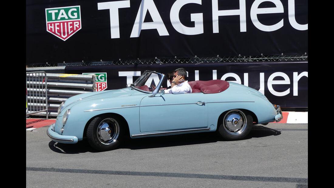 Porsche 356 - Carspotting - GP Monaco 2016