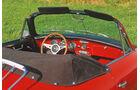 Porsche 356 , Cockpit