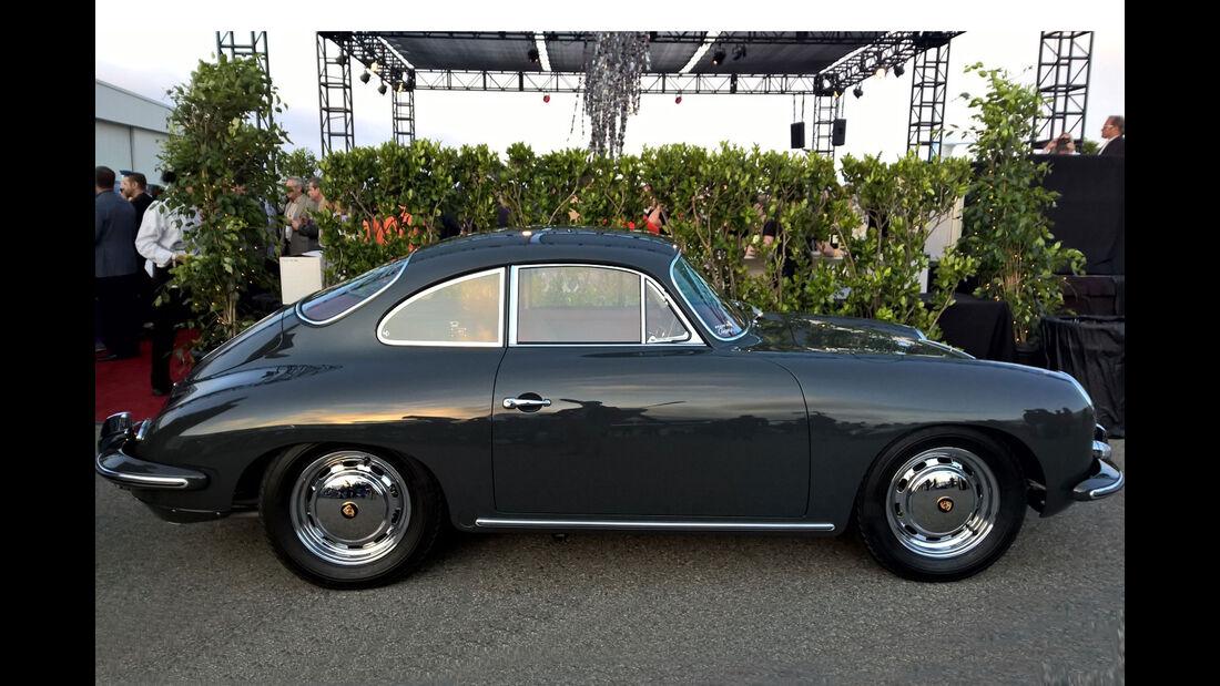 Porsche 356 - McCall's Motorworks Rivival - Monterey - Pebble Beach 2016