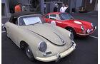 Porsche 356, Porsche 911 - Techno Classica 2011 - Privatmarkt