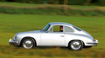 Porsche 356, Seitenansicht