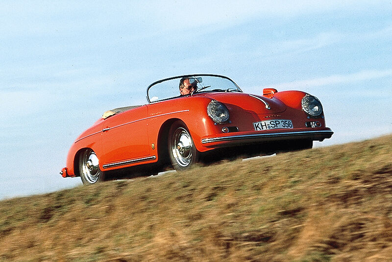 Porsche 356 Speedster (1954), Motor Klassik Award 2013