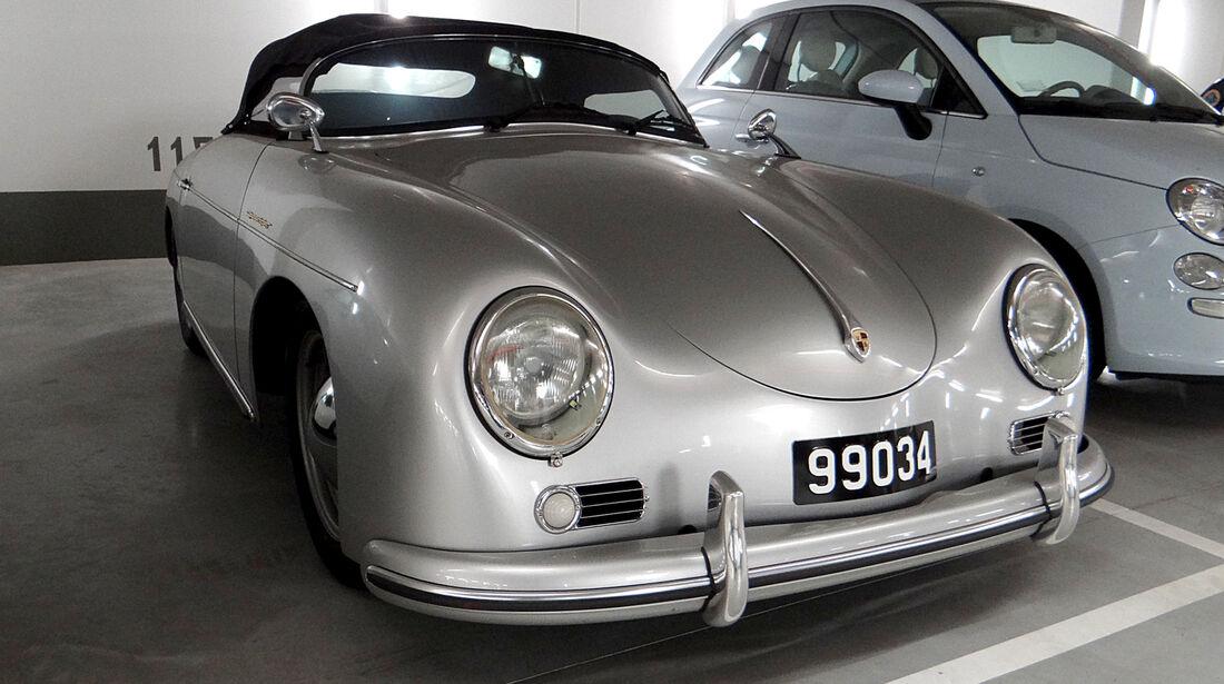 Porsche 356 Speedster - Garage Gerard Lopez 2013