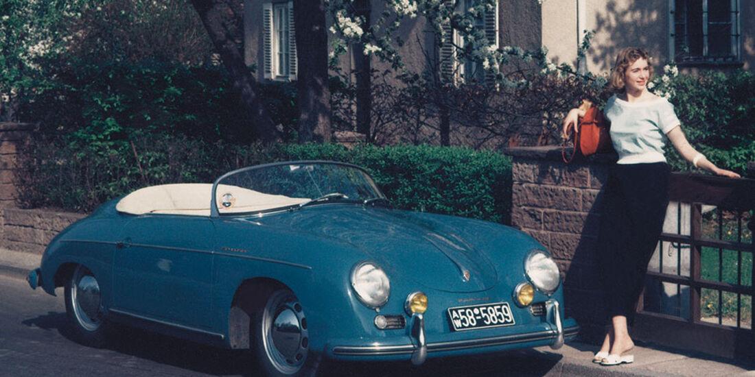 Porsche 356 Speedster (Mj.1955)