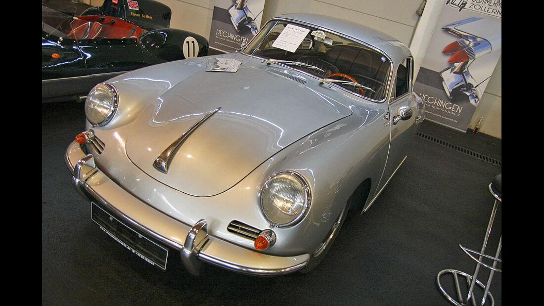 Porsche 356C Coupé