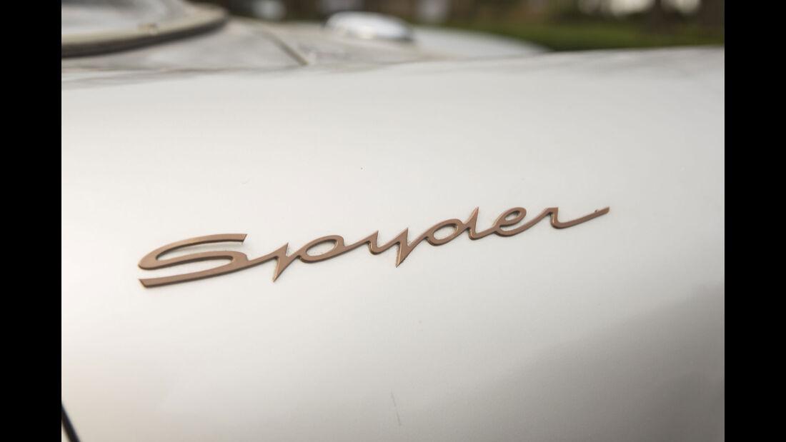 Porsche 550 RS Spyder - Bonhams - Goodwood Rivival