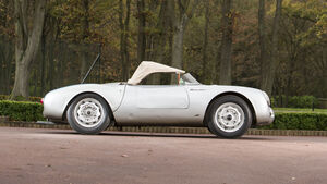 Porsche 550 RS Spyder - Bonhams - Goodwood Rivival