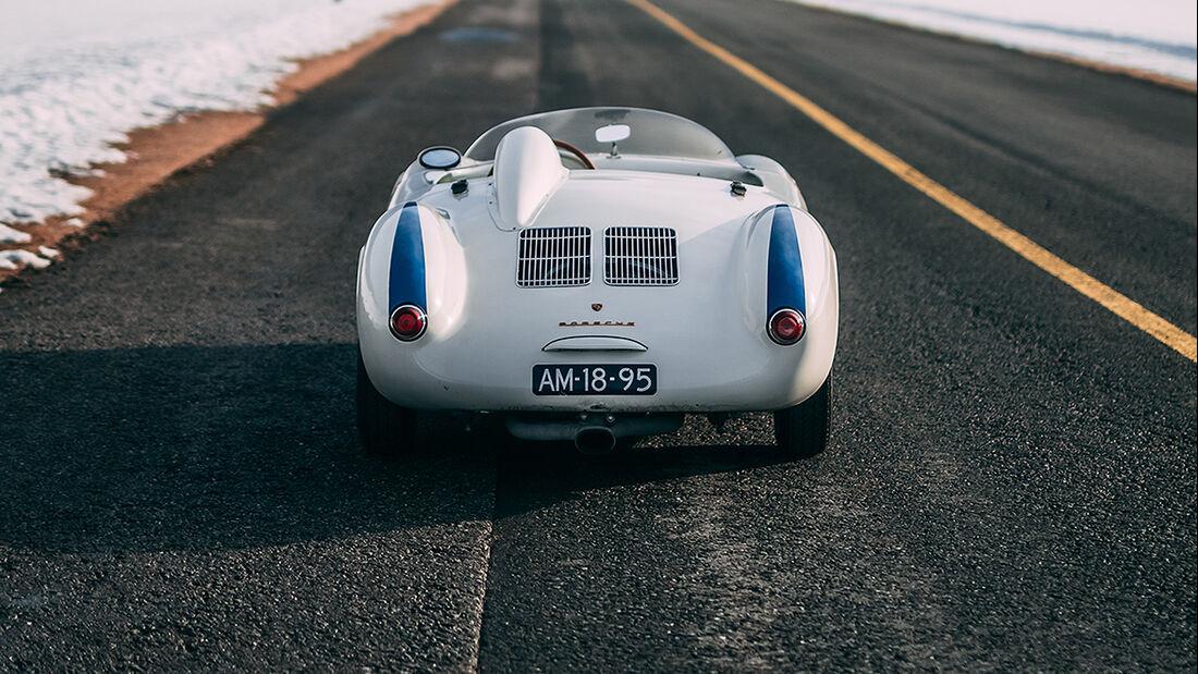 Porsche 550 Spyder Chassis-Nummer 550-0089 im Verkauf bei Schaltkulisse