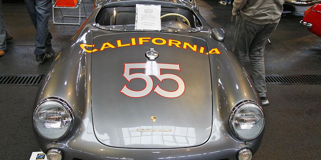 Porsche 550 Spyder - Replika