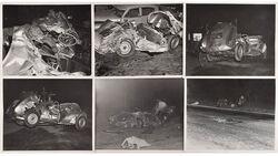 Porsche 550 Spyder Unfall James Dean