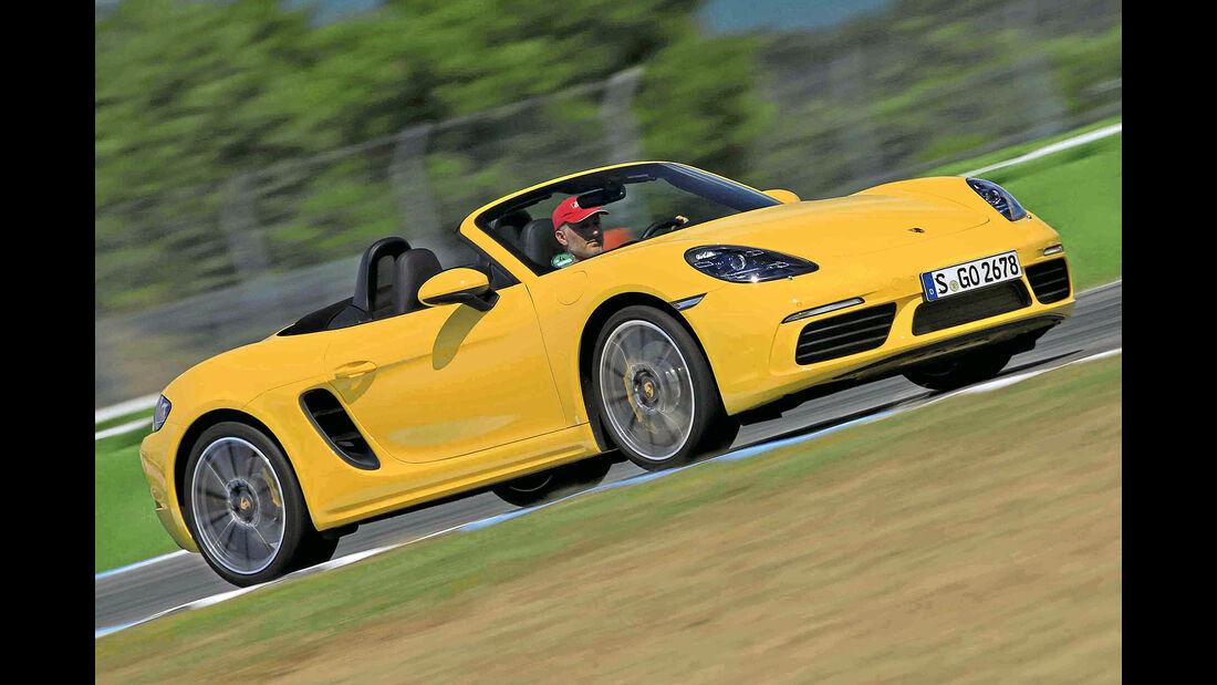 Porsche 718 Boxster, Best Cars 2020, Kategorie H Cabrios