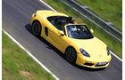 Porsche 718 Boxster, Draufsicht