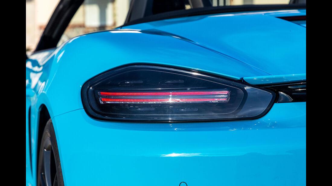Porsche 718 Boxster GTS