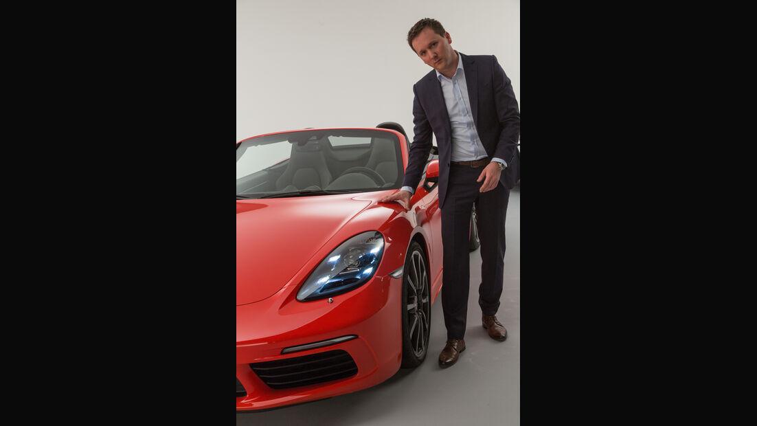 Porsche 718 Boxster, Peter Varga