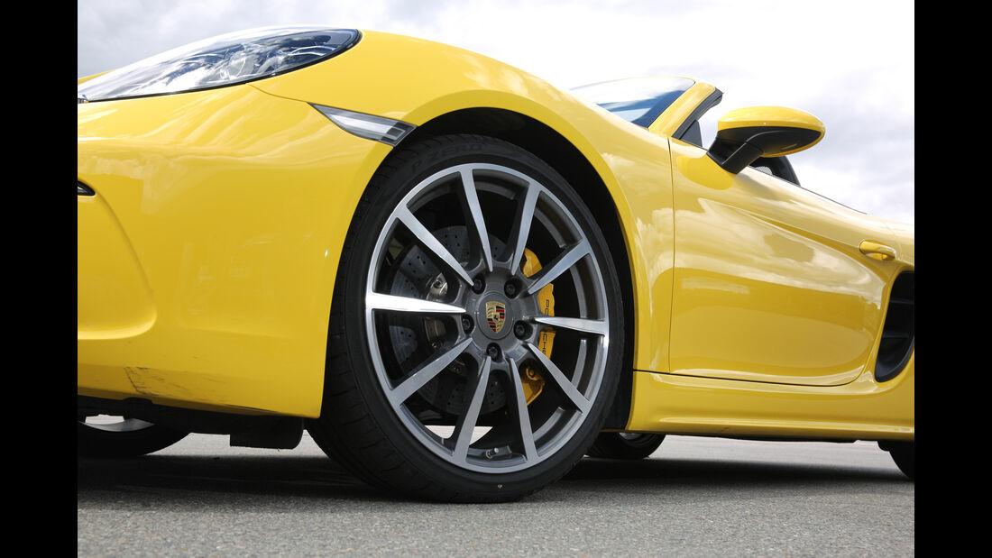 Porsche 718 Boxster, Rad, Felge