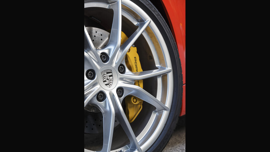 Porsche 718 Boxster S Felge