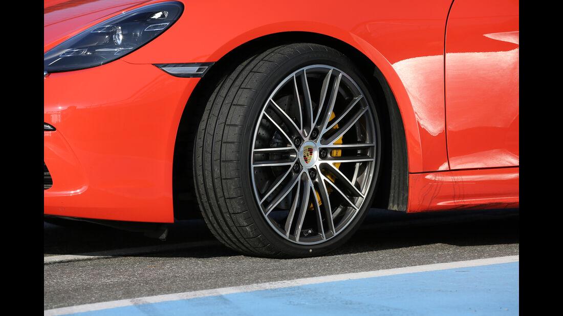 Porsche 718 Boxster S, Rad, Felge