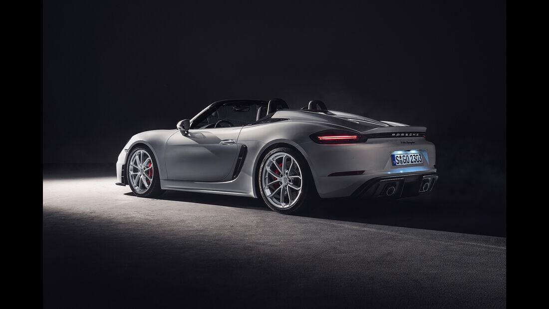 Porsche 718 Boxster Spyder 2019