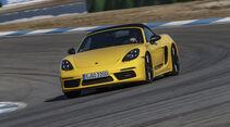 Porsche 718 Boxster T, Exterieur