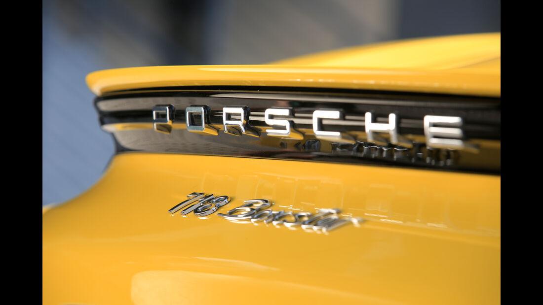 Porsche 718 Boxster, Typenbezeichnung