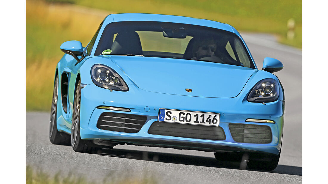 Porsche 718 Cayman, Best Cars 2020, Kategorie G Sportwagen