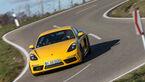 Porsche 718 Cayman, Exterieur