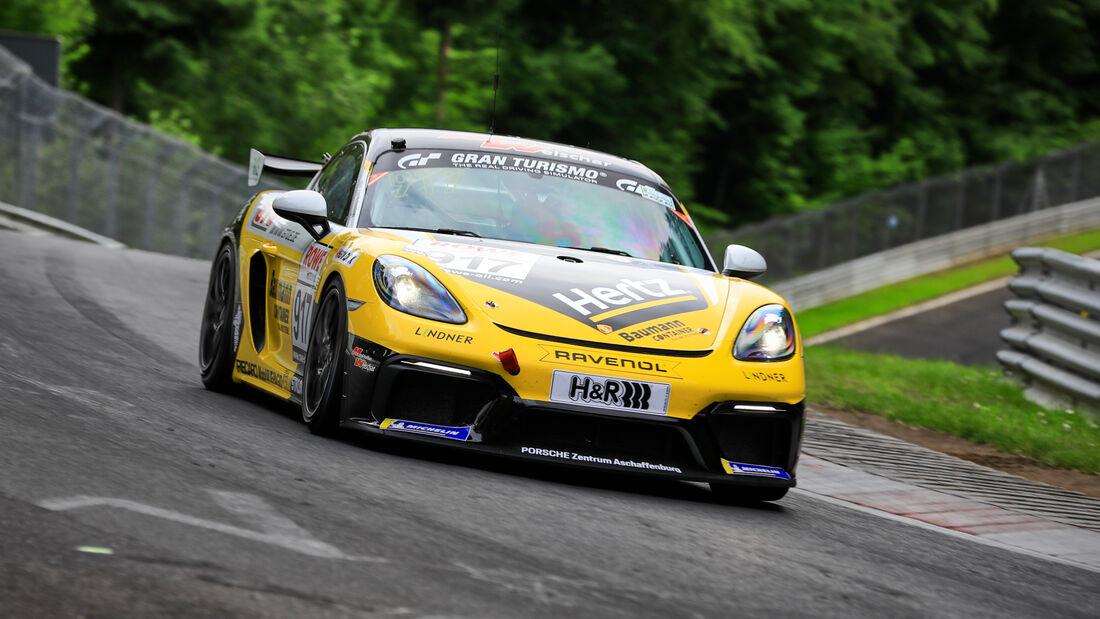 Porsche 718 Cayman GT4 CS - Startnummer #917 - Cup3 - NLS 2020 - Langstreckenmeisterschaft - Nürburgring - Nordschleife