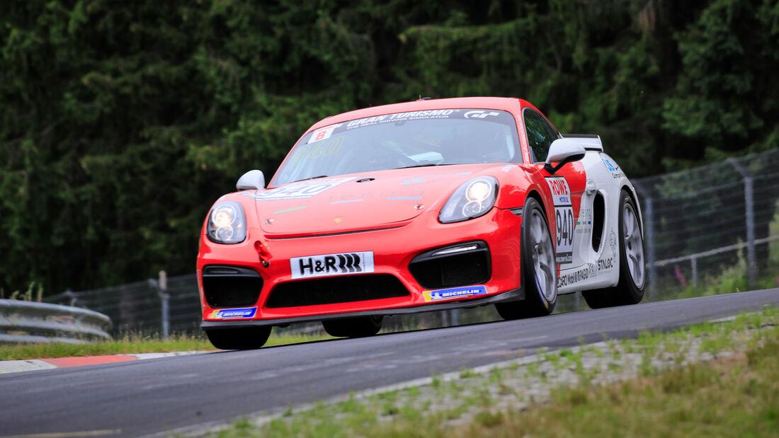 Porsche 718 Cayman GT4 CS - Startnummer #940 - Cup3 - NLS 2020 - Langstreckenmeisterschaft - Nürburgring - Nordschleife